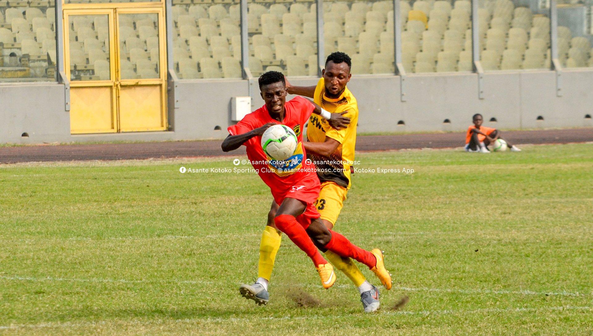GPL week 10 review: AshGold, Kotoko top the league, Hearts beat Bechem, Liberty stun Aduana in a seven goal thriller