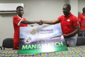 VIDEO: Moro's standout performance in Kotoko's 3-1 against Bechem Utd wins him MVP award