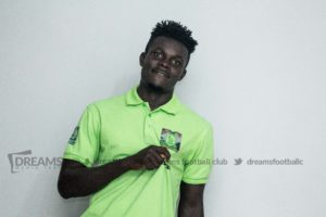 Dreams FC defender Issah Yakubu admits coronavirus break will affect his form
