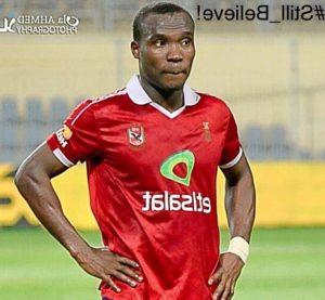 John Antwi reaches 70 goals on Egyptian soil