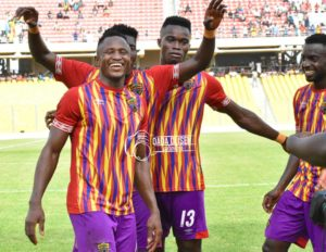 Hearts NCC to meet Joseph Esso for possible return to the club