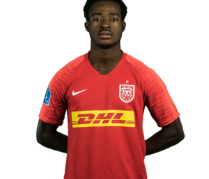 Kamaldeen Sulemana elated after joining Danish giants FC Nordsjælland