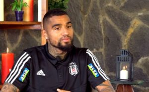 KP Boateng express readiness to give his all to Besiktas