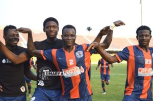 Legon Cities are fully prepared for Great Olympics clash - Yakubu Mohammed