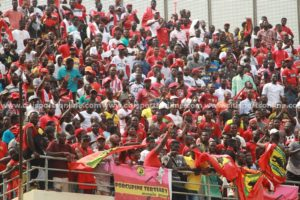 Drop the guns, lets support football – WAFA supporters to Kotoko supporters