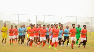 EXCLUSIVE: Kotoko team for Hearts of Oak titanic meeting in London next month