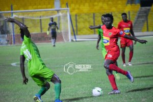 VIDEO: Watch all goals in Kotoko's 3-1 win against Bechem United
