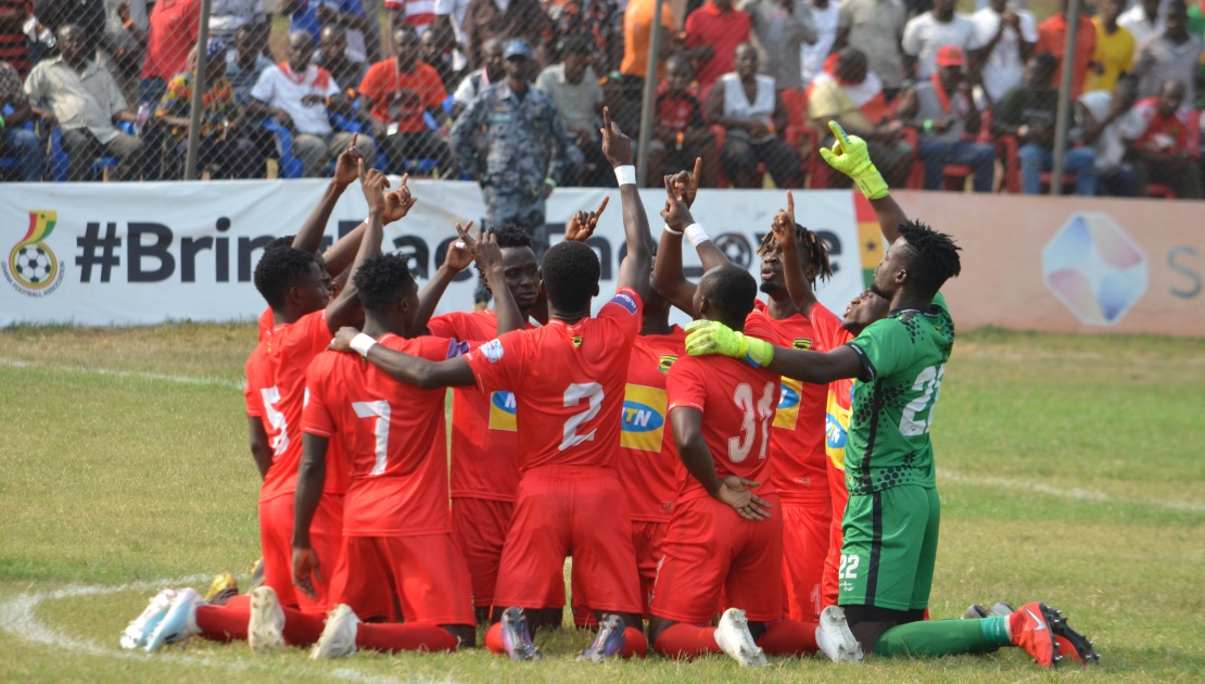 Enough of the disgrace, Asante Kotoko - Jerome Otchere