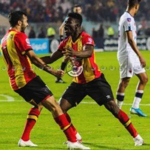 Ghana international Kwame Bonsu scores as Esperance beat Future Suleiman on Tunisian Ligue 1 return