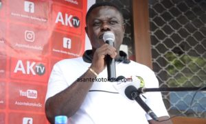 Fed-up Dr. Kwame Kyei ready to quit Kotoko