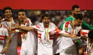 Zamalek defeat Esperance in Doha to lift Super Cup