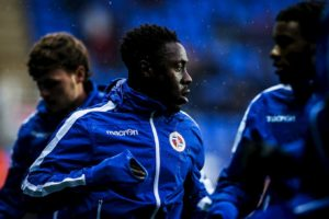 Reading FC defender Andy Yiadom makes injury return against Swansea