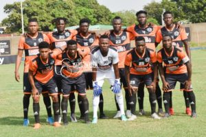 Coach Goran names Legon Cities FC starting lineup to face Great Olympics