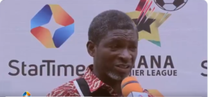 Our supporters and management deserve better - Kotoko coach Maxwell Konadu