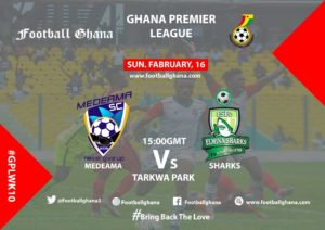 2019/20 Ghana Premier League Matchday 10 Preview: Medeama v Elmina Sharks