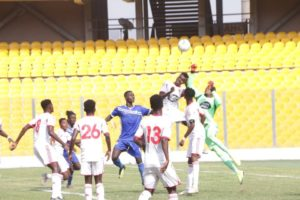 2019/20 Ghana Premier League Match Week 7 Report: Olympics 0-1 WAFA
