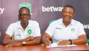 PHOTOS: Paa Kwasi Fabin unveiled as Aduana Stars new coach