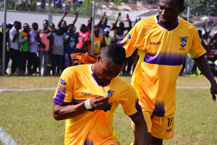 Feature: Meet Medeama's scoring sensation Prince Opoku-Agyemang