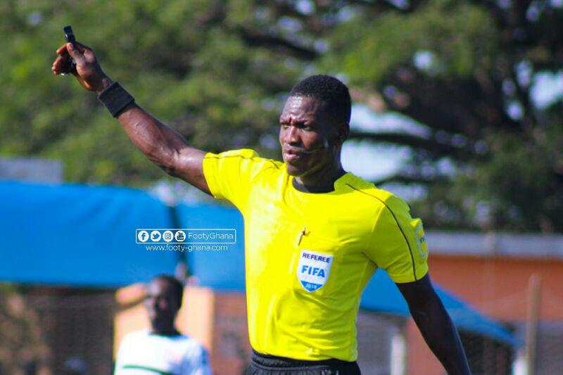 CAF appoints Ghanaian referees to officiate Cape Verde v Rwanda AFCON qualifier
