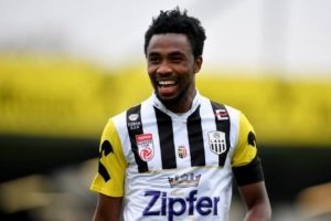 Exclusive: New York Red Bull express interest in Ghana striker Samuel Tetteh