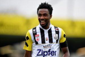 Exclusive: New York Red Bull express interest in Ghana striker Samuel Tetteh
