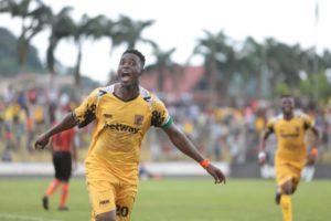 Shafiu Mumuni: Ashgold striker on the brink of sealing move to CFR Cluj