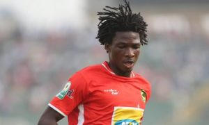 Aduana Stars join race to sign Sogne Yacouba