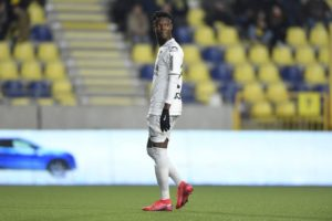 Emmanuel Sowah: Eupen defender confess he still has love for Anderlecht