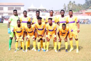 Medeama SC confirm 20-man squad for Bechem United clash; Prince Opoku-Agyemang dropped