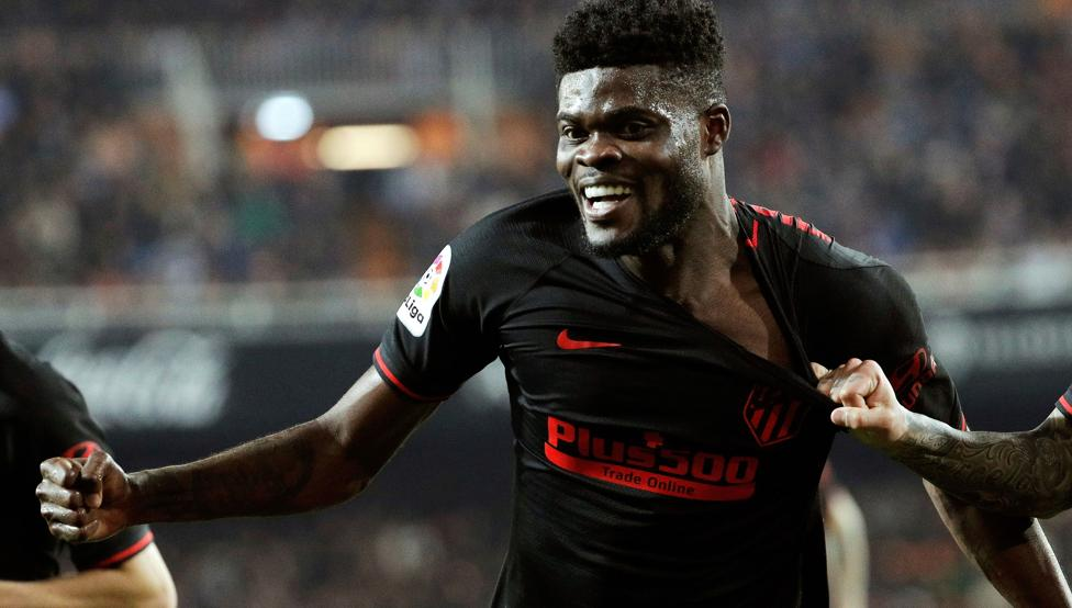 Partey takes pride from being linked with a move to other European giants