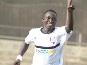 Inter Allies defender Paul Abanga praises 'super' Victorien Adebayor