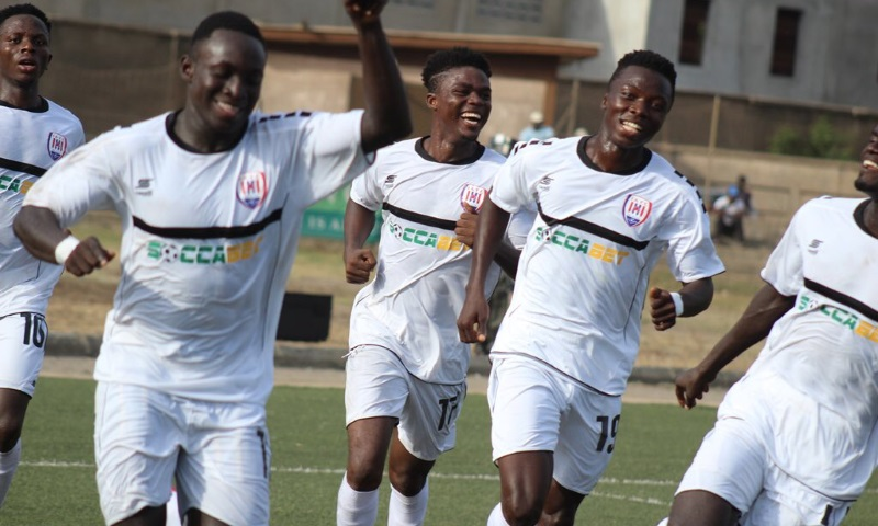Hearts of Oak to beef up squad with four new players