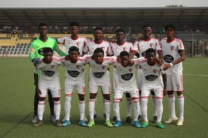 Ghana Premier League matchday 8 report: Asante Kotoko take a point at Sogakope