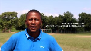 Dreams FC coach Winfred Dormon expects a tricky game against WAFA on Sunday