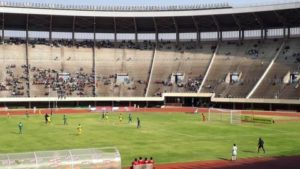 WC Qualifiers: Zimbabwe continue works on national stadiums to earn clearance from CAF