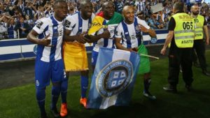 Ghana striker Majeed Waris offer support to FC Porto teammate Marega over racial abuse incident