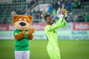 Goalkeeper Ati-Zigi call on St. Gallen teammates to move on from Luzern defeat