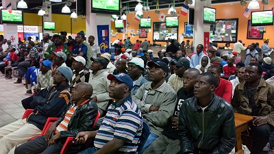 sports betting in ghana