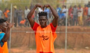 OFFICIAL: Asante Kotoko complete signing of Kwame Opoku from Nkoranza Warriors