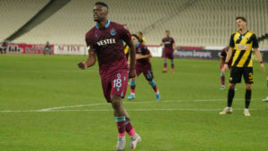 Ghanaian Caleb Ekuban misses penalty as Trabzonspor draw against Antalyaspor