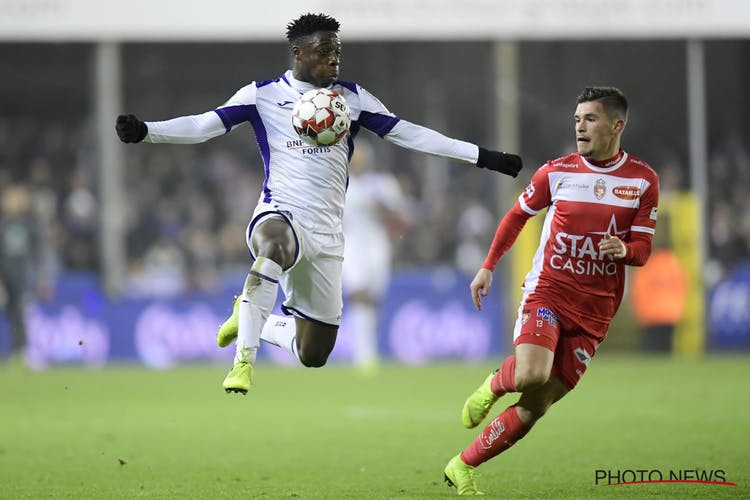 Ghanaian whizkid Jérémy Doku regarded as potentially one of the most expensive ever
