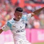 Mexican side Gallos de Querétaro congratulate Clifford Aboagye on 25th birthday