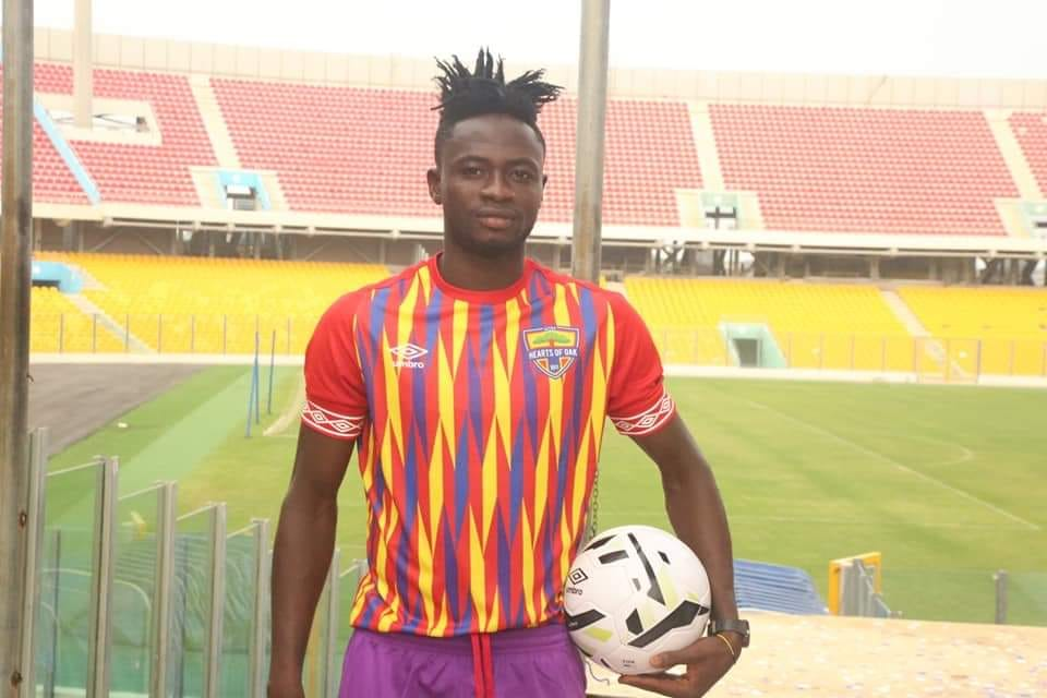 New signings can boost the morale of the squad - Hearts captain Fatawu Mohammed