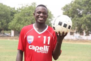 Inter Allies captain Victorien Adebayor eyes golden boot after Berekum Chelsea brace