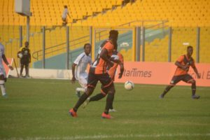 Ghana Premier League Matchday 9 report: Inter Allies held to 1-1 draw by Legon Cities