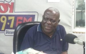 Kofi Manu waves into Kurt Okraku's administration; says GFA boss is committing too many blunders