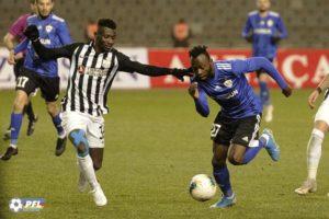 I'm chasing my Champions League and Europa League dream- Kwabena Owusu reveals