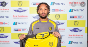 Nigel Clough delighted with Burton Albion's capture of Ghanaian striker Kwame Thomas