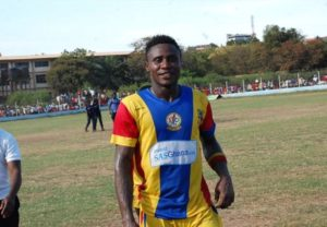 Legon Cities set to sign former Hearts of Oak defender Nuru Sulley