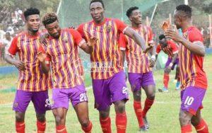 Ghana Premier League matchday 10 report: Kordzi's brace spurs Hearts of Oak to victory